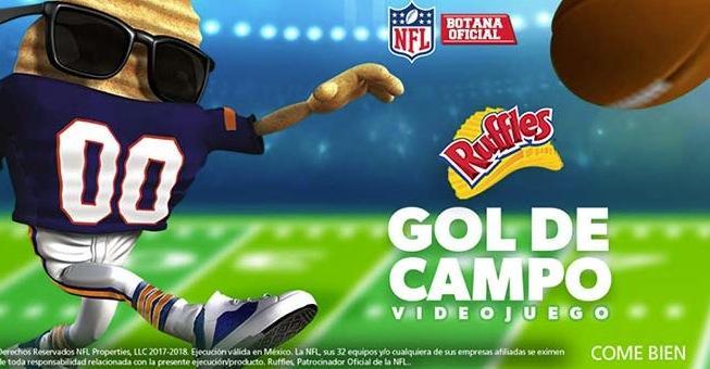 Promoción 7-Eleven Ruffles NFL  Gana cascos botaneros e36b6b62ccc