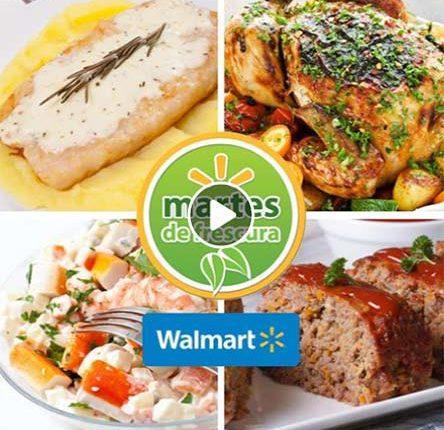 Walmart Martes de Frescura 9 de enero 2018