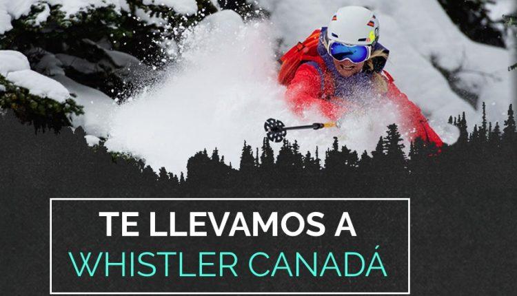 Concurso Salomón Copa Ski: gana un viaje a Whistler Canadá en salomoncopaski.com