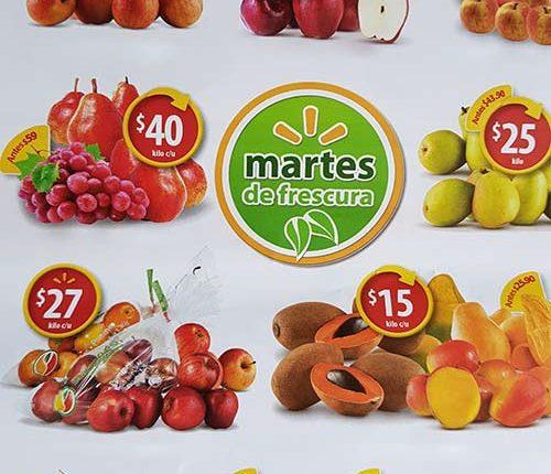 Walmart Martes de Frescura 17 de abril 2018