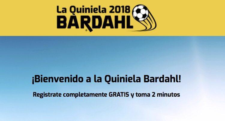 Quiniela Bardahl Mundial Rusia 2018: Gana celulares, tablets, pantallas, videojuegos y hasta un viaje