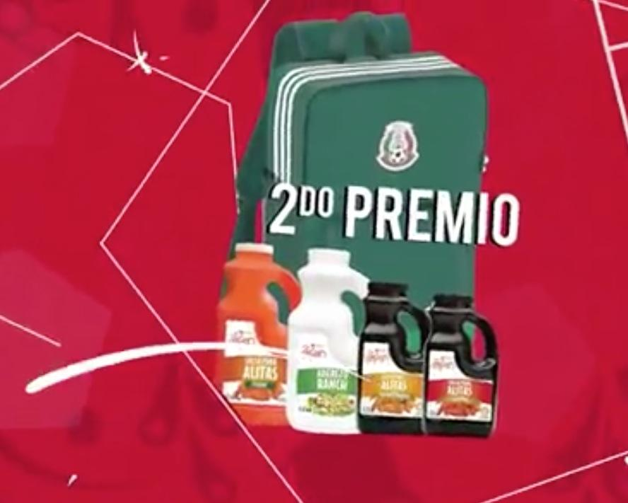 93d4d6edc59d6 Concurso del Mundial Zafrán  Gana productos y artículos de la Selección  Mexicana