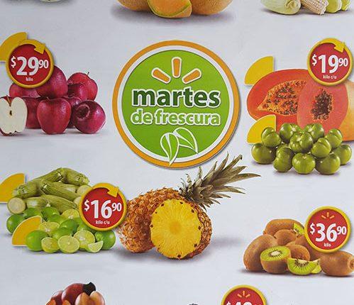 Walmart Martes de Frescura 25 de septiembre 2018