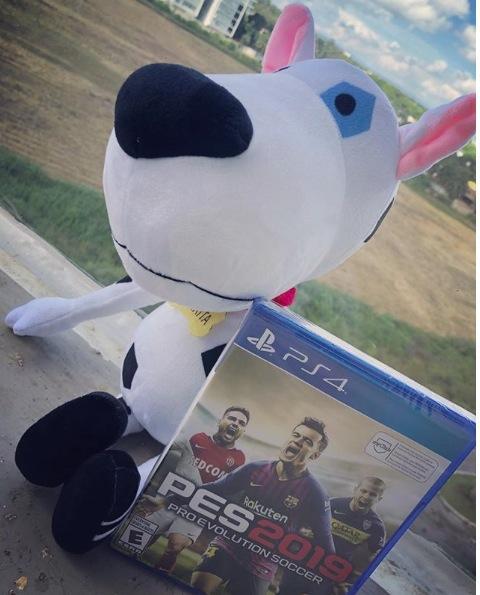 Concurso Caskarita Gana Un Juego Pes 2019 Para Playstation 4