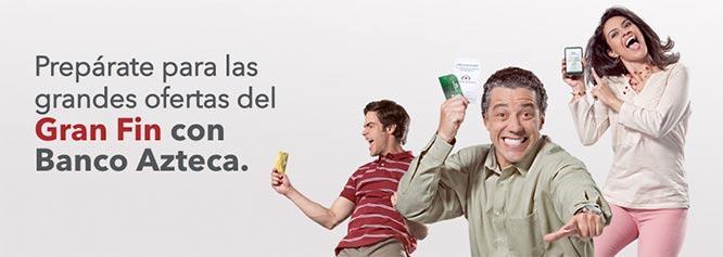 Promoción Banco Azteca El Buen Fin 2018: Gana la cancelación de tu crédito