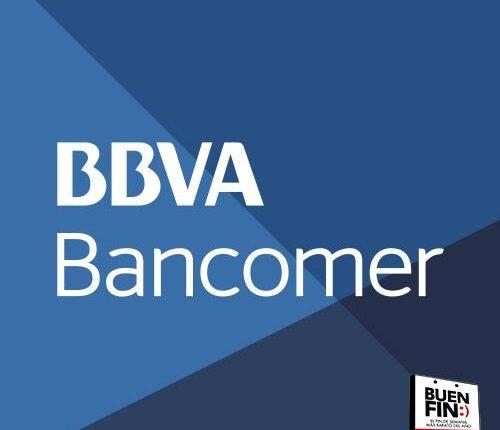 El Buen Fin 2018 con BBVA Bancomer: meses sin intereses y bonificaciones