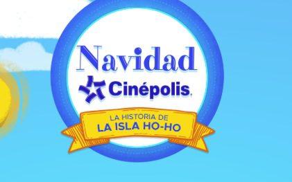 Promoción Navidad Cinépolis 2018: Gana 1 de 210,000 beneficios en cinepolis.com/navidad-2018
