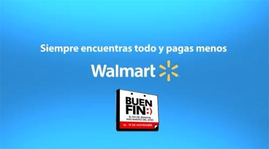 El Buen Fin 2018 en Walmart: ofertas, descuentos y promociones