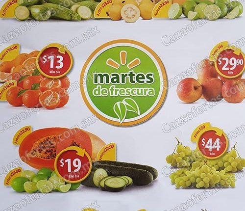 Walmart Martes de Frescura 6 de noviembre 2018