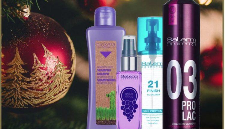 Concurso de Navidad Salerm Cosmetics: Gana un paquete de cosméticos