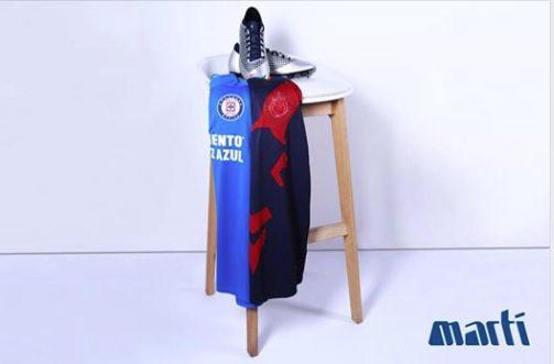 Boletos Gratis para el partido de Liga MX Cruz Azul vs. Chivas cortesía de Martí y Joma