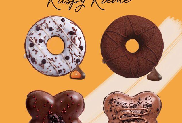 Gana una docena de donas de San Valentín Krispy Kreme cortesía de Mujer de 10