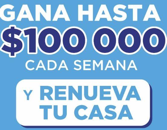 Promoción Gana Limpiando Juntos en Ventaneando: Gana $100,000 cada semana en ganalimpiandojuntos.com.mx