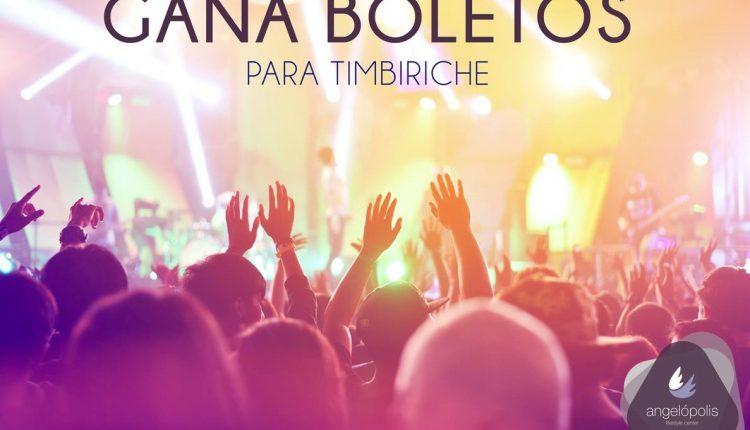 Gana Boletos Para El Concierto De Timbiriche En Puebla Cortesía De