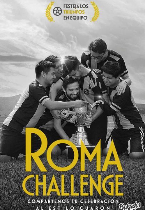 Roma Challenge Bokados  Gana jerseys para todo tu equipo de fútbol y más 1ec7cee580c13