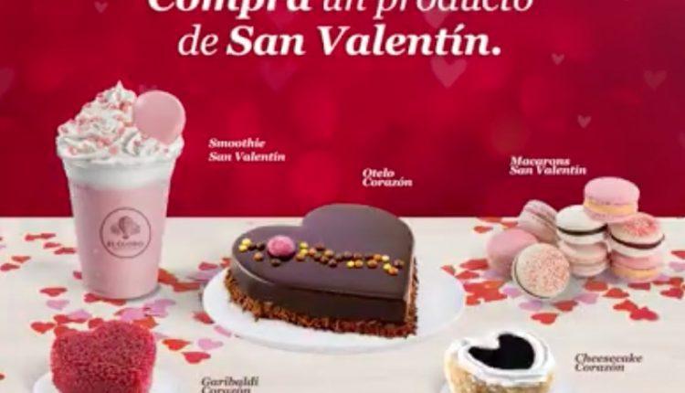 Concurso de San Valentín Pastelerías El Globo: Gana viaje en globo por Teotihuacán