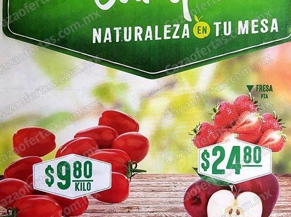 Soriana Martes y Miércoles del Campo en frutas y verduras 12 y 13 de febrero 2019