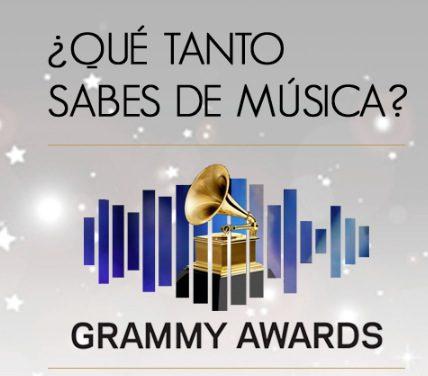 Concurso Mixup: Gana 1 de 100 CDs de Grammy Nominees 2019