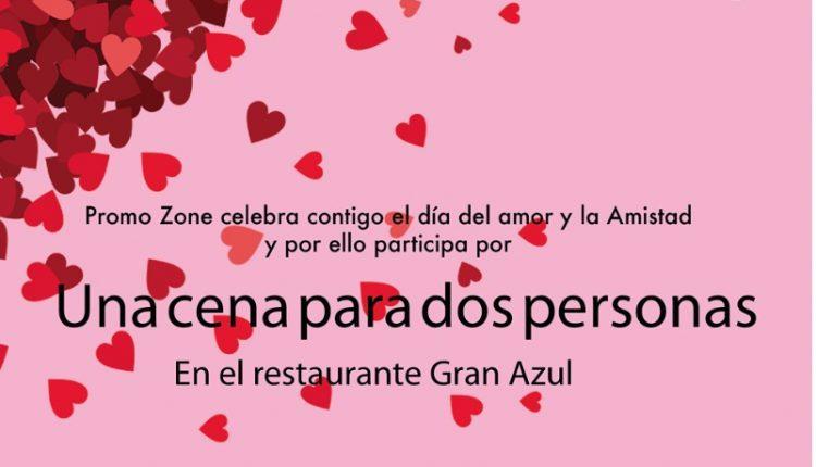 Concurso de San Valentín Promo-Zone: Gana una comida romántica