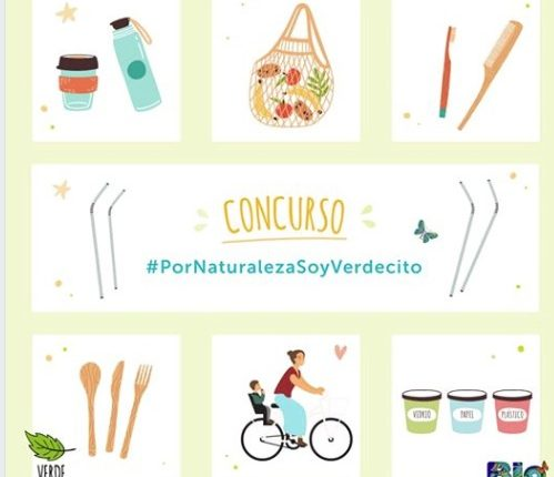 Concurso Bio Baby Por Naturaleza Soy Verdecito: Gana 1 de 3 kits de productos para tu bebé