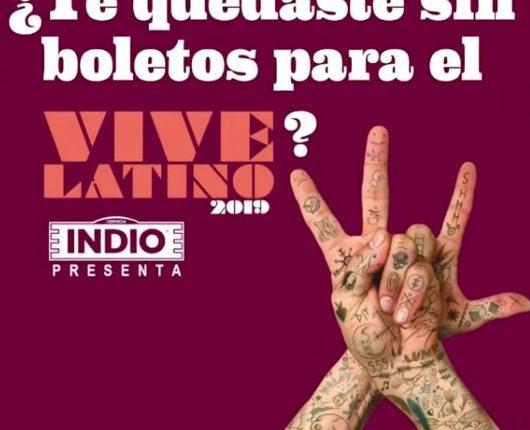 Gana boletos para el Vive Latino 2019 en el concurso de OXXO, Johnnie Walker y Smirnoff
