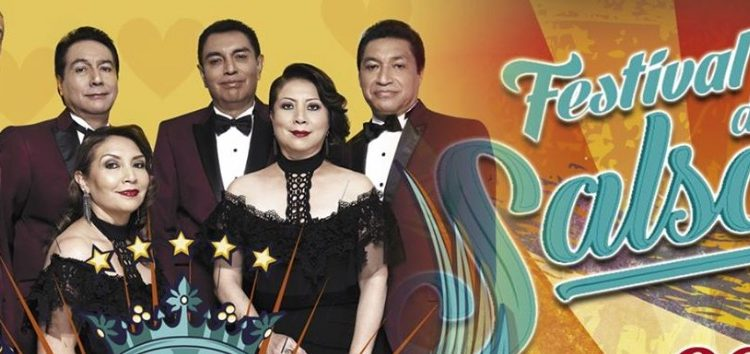Festival de Salsa Plaza Cuautitlán: Gana boletos para el concierto de Los Ángeles Azules