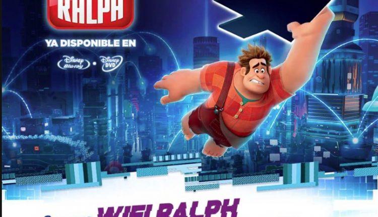 Promoción Sanborns Wifi Ralph: Gana uno de los 10 audífonos Airpods