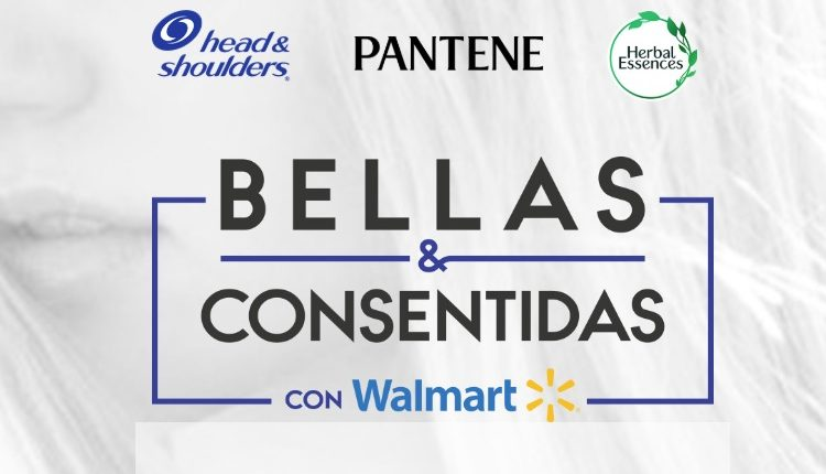 Promoción Consentidas Pantene, Head & Shoulders y Herbal Essences: registra tu ticket en consentidaspg.com y gana