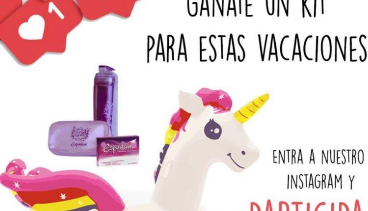 Concurso Espadiva Semana Santa: Ganate un kit de vacaciones con unicornio inflable para ti y una amiga