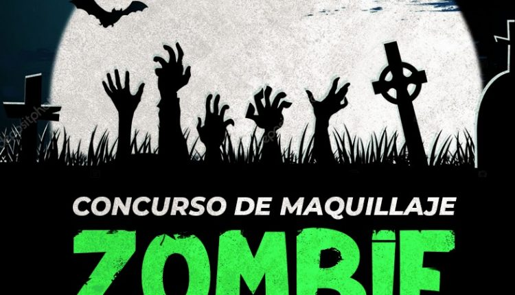 Concurso Frikiplaza Maquillaje Zombie: Gana un curso de maquillaje profesional