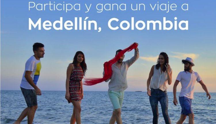 Concurso Interjet #HolaMedellín: Gana vuelo doble a Medellin, Colombia