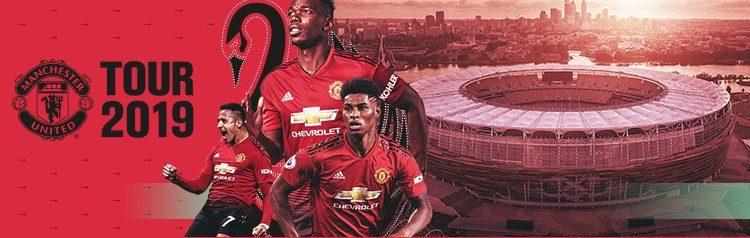 Concurso Manchester United Tour 2019: Gana viaje de 19 días a Australia y a otros países en la gira del Manchester United