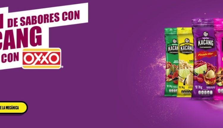 Promoción Oxxo Kacang 2019: Registra tu ticket y gana Xbox One, bocinas y más en kacang.com.mx