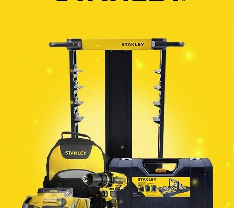 Concurso Horas Stanley: Gana herramientas durante cada hora