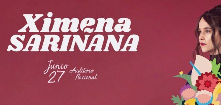 Gana boletos para el concierto de Ximena Sariñana cortesía de La Cúspide Sky Mall