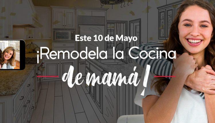 Concurso Día de las Madres Llano de la Torre: Gana $30,000 para remodelar tu cocina en remodelaconllano.com