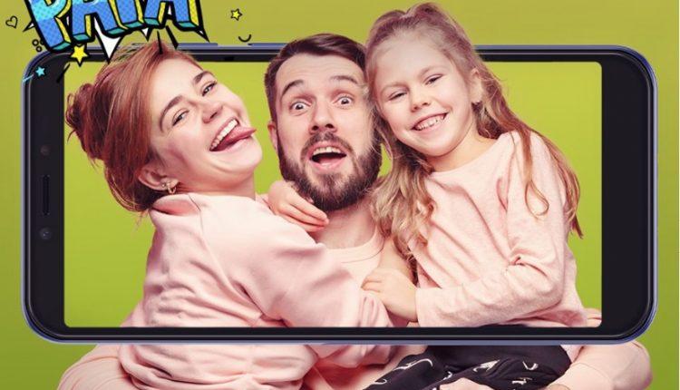 Concurso Super Papá Alcatel: Gana un celular Alcatel 1s