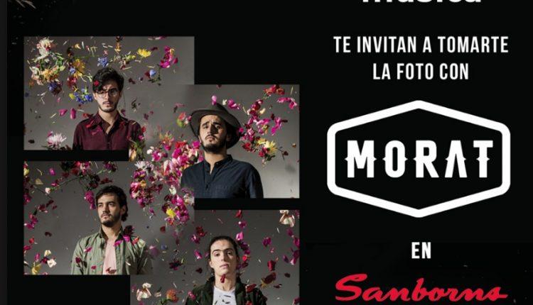 Gana meet & greets con Morat cortesía de Claro Música