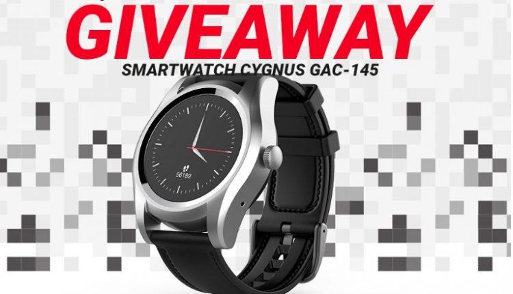 Giveaway del Día del Padre Intercompras: Gana un smartwatch Cygnus de Ghia