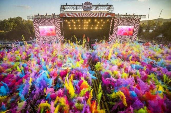 Concurso ibisMUSIC: Gana viaje al Festival Sziget de Budapest para ti y 5 amigos