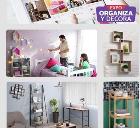 Concurso The Home Depot Mi Casa Organizada: Gana clósets armables y hasta $10,000 pesos