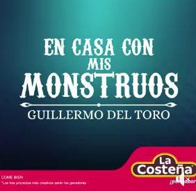 """Concurso La Costeña: Gana 1 de 10 viajes a la exposición """"En Casa con Mis Monstruos"""" en Guadalajara y más"""