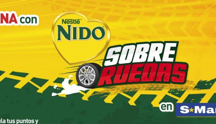 Promoción Smart Nido Sobre Ruedas: Registra tu ticket y gana un automóvil Renault kwid 2019 en nidosobreruedas2019.com