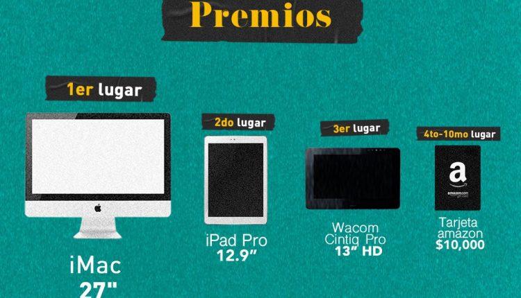 Concurso Izzi Loguizzimo 2019: Gana iMac de 27″, iPad Pro, tarjetas Amazon de $10,000 y más en loguizzimo.mx