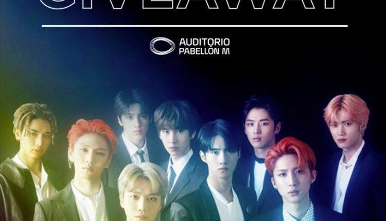 Gana boletos para el concierto del grupo K-Pop Pentagon en Auditorio Pabellón M