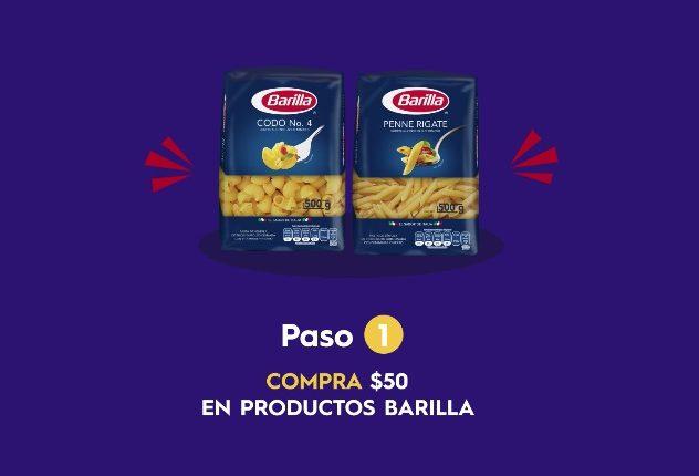 Concurso Barilla Spaghetti Face: Gana boletos a una exclusiva cena con el reconocido chef Eduardo García