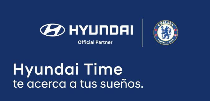 Promoción Hyundai Time: Gana 1 de 6 viajes dobles a un partido del Chelsea en Londres en hyundaitimepromo.mx