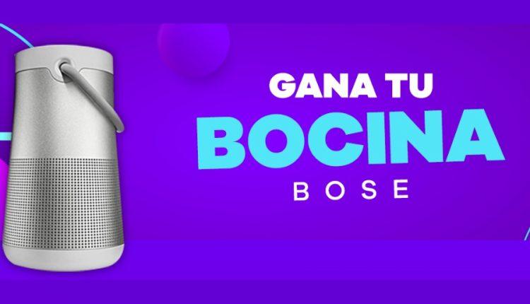 Concurso Ke Buena Mes Patrio: Gana bocinas inalámbricas Bose