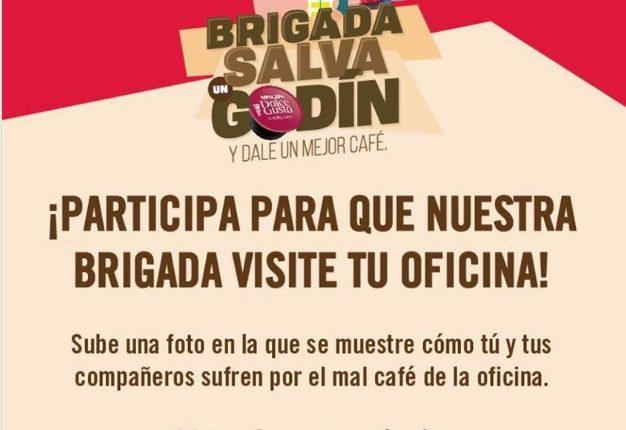 Concurso Nescafé Dolce Gusto Salva un Godínez: Gana kit de Nescafé para tu trabajo