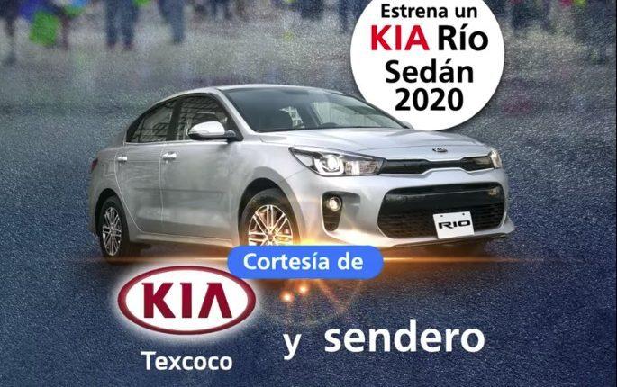 Sorteo Plaza Sendero Ixtapaluca: Gana un Kia Sedan 2020